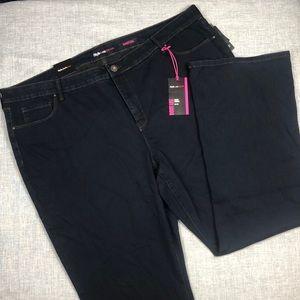 Style & Co Tummy Control Bootcut Jeans 18W 20W 24W